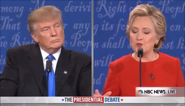 Presidential Debate GIFs