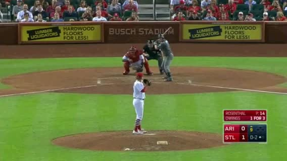 Watch rosenthal-slider GIF by @jsulliv6 on Gfycat. Discover more Arizona Diamondbacks, St.Louis Cardinals, baseball GIFs on Gfycat