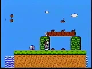 Watch and share Super Mario Bros 2 - Speed Run In 08:52 *World Record* By 'cak' (2012 SDA) [NES] GIFs on Gfycat