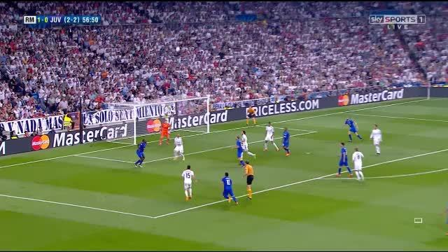 halamadrid, soccer, Post Match Thread: Real Madrid 1 - 1 Juventus (2-3 on aggregate) (reddit) GIFs