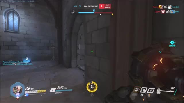 Watch and share Overwatch GIFs by qubert on Gfycat