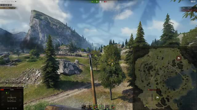 Watch and share World Of Tanks GIFs and Video Games GIFs by Canteen on Gfycat