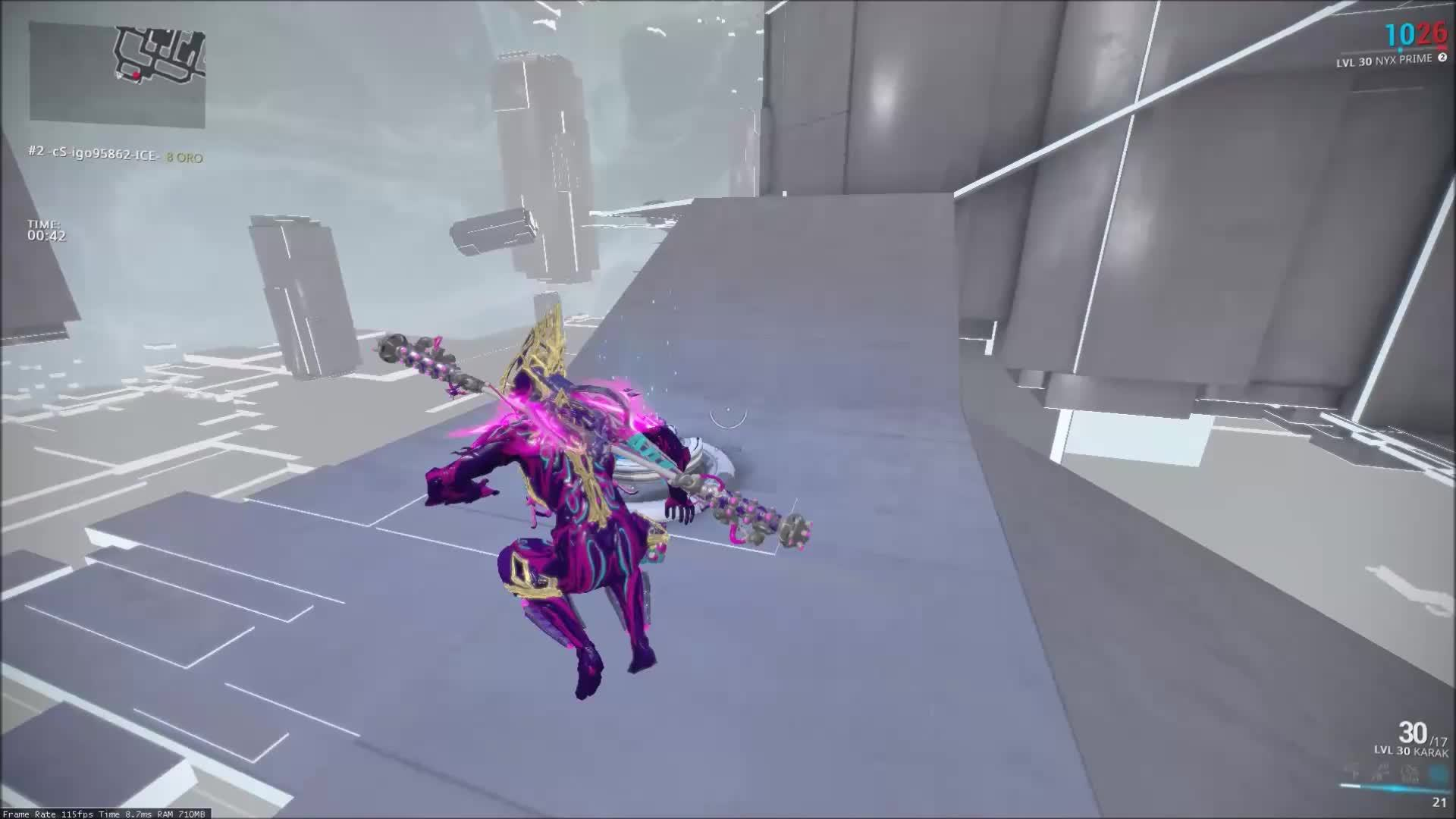 outoftheloop, warframe, Usung absorb to escape deathpit. GIFs
