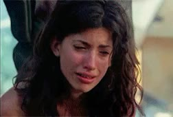 Watch and share Tania Raymonde GIFs and Crying GIFs on Gfycat