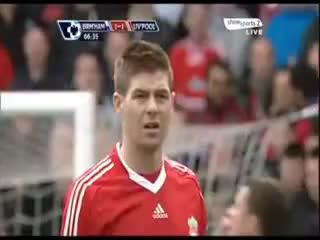 Watch and share Steven Gerrard GIFs on Gfycat
