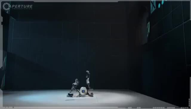 Watch and share Portal 2 GIFs and Crusher GIFs on Gfycat