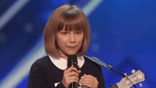 Watch and share Agt GIFs by Grace VanderWaal on Gfycat