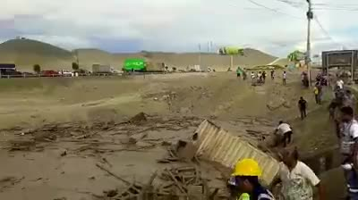 Watch and share Landslide GIFs on Gfycat