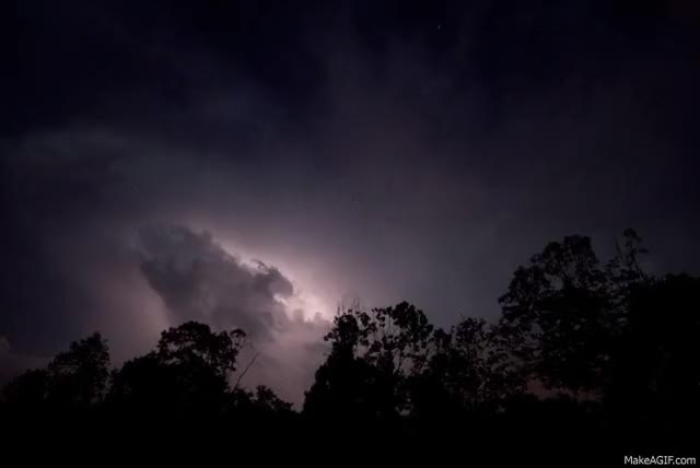 Watch Storm Cloud with Lightning Animation | Lightning Storm GIF on Gfycat. Discover more related GIFs on Gfycat