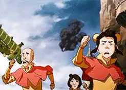 Watch this trending GIF on Gfycat. Discover more Avatar The Last Airbender, Avatar parallels, LoK Book 3, aang, aang and katara, atla, jinora, jinora and kai, kai, kai and jinora, kainora, kataang, katara, katara and aang, legend of korra, lok, the crossroads of destiny, the ultimatum GIFs on Gfycat