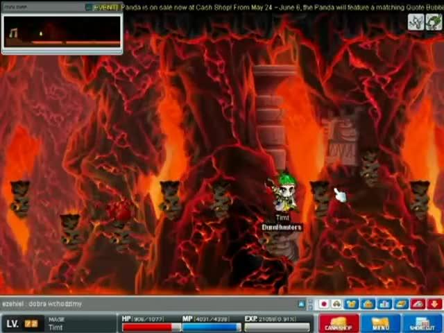 Watch MapleStory - Zakum Jump Quest GIF on Gfycat. Discover more maple, story, zakum GIFs on Gfycat