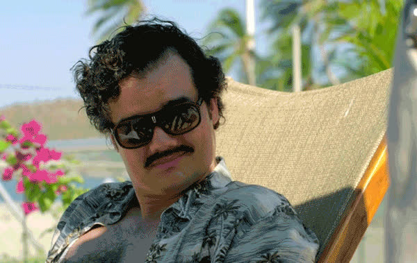 narcos, PABLO IN PANAMA GIFs