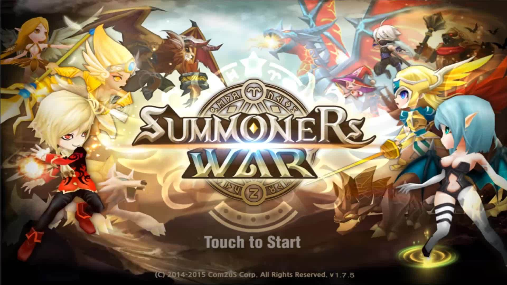 summonerswar, Please Select Your Difficulty - SW GIFs