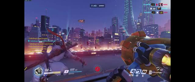 Watch and share Overwatch 2021-03-15 22-39-09 GIFs on Gfycat