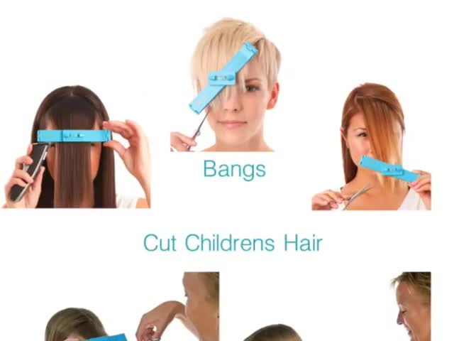 How To Cut Long Hair And Children S Hair At Home Japanese Version