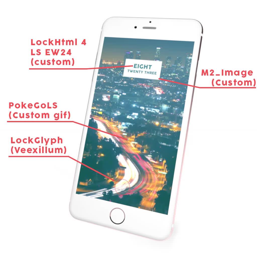 iOSthemes,  GIFs