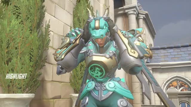 Watch and share Overwatch GIFs and Barrage GIFs by mrblah on Gfycat