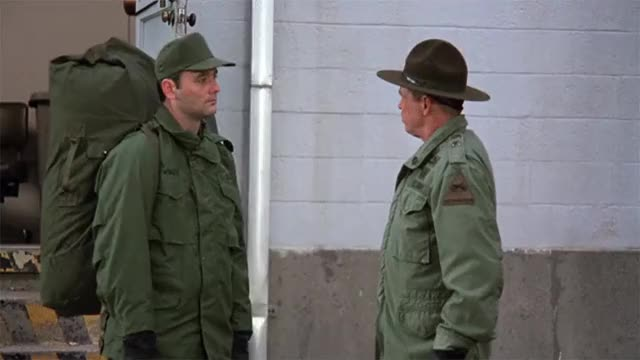 Watch and share Stripes Bill Murray I'm Pacing Myself Sergeant Gif GIFs on Gfycat