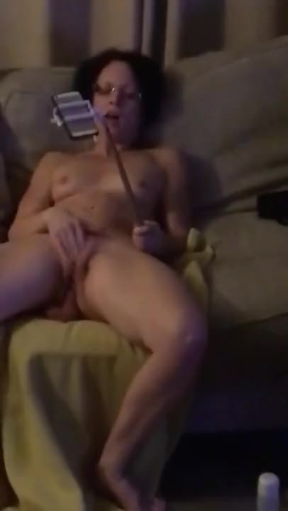 caught Mommy Masturbating