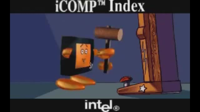 Watch Intel - iCOMP Index (1993) GIF on Gfycat. Discover more related GIFs on Gfycat