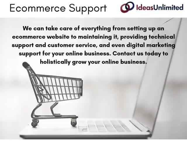 Watch and share Ecommerce Support GIFs by IdeasUnlimited on Gfycat