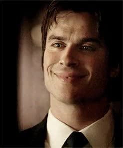 Watch idk man; GIF on Gfycat. Discover more Ian Somerhalder, adorable happy idiots oh godddd, and they're for each other *_*, bamon, bamon shippers club, bamon*, bamonedit, bonnieedit, damonedit, my edits, tvdedit, what beautiful smiles GIFs on Gfycat