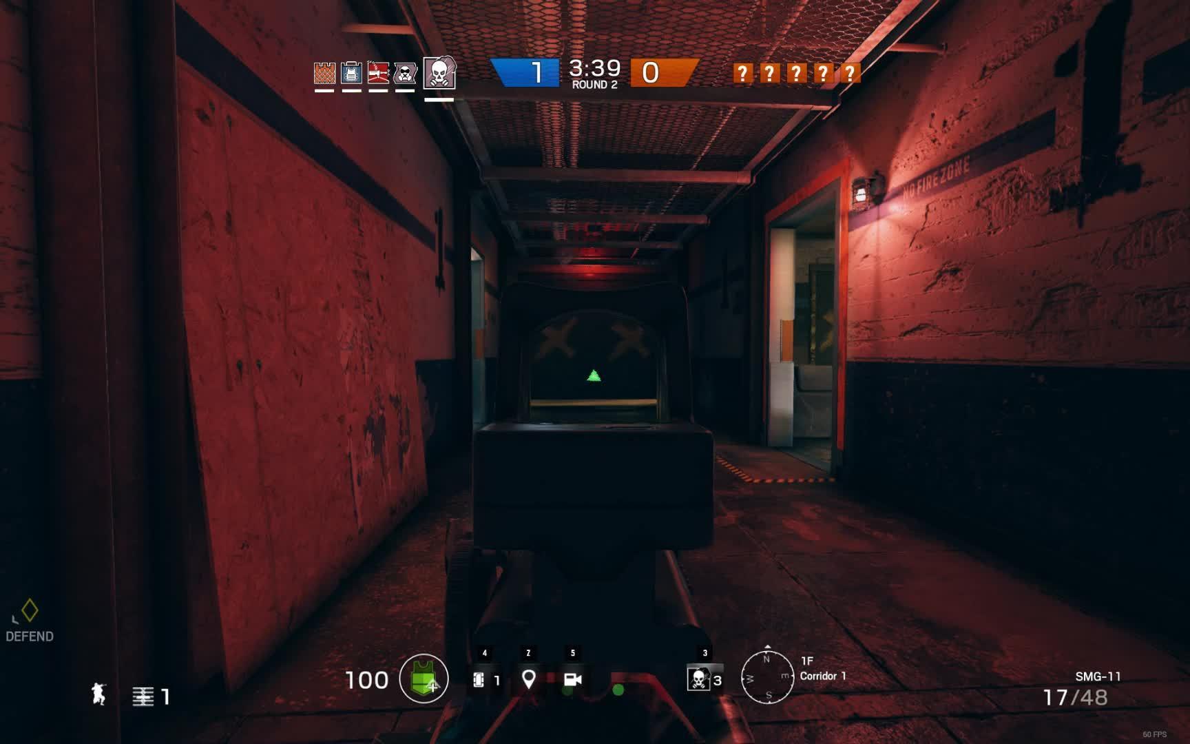 rainbowsixsiege, Rainbow Six Siege: 3 person C4 kill GIFs