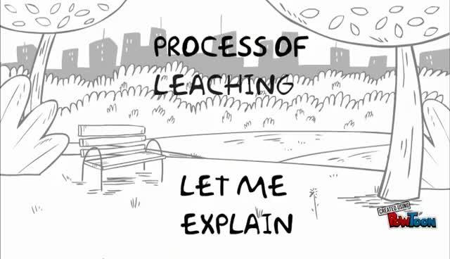 Watch and share Leaching Process GIFs on Gfycat