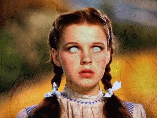 Watch and share Dorothy Glitch GIFs on Gfycat