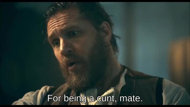 Watch and share Tom Hardy GIFs and Cunt GIFs on Gfycat
