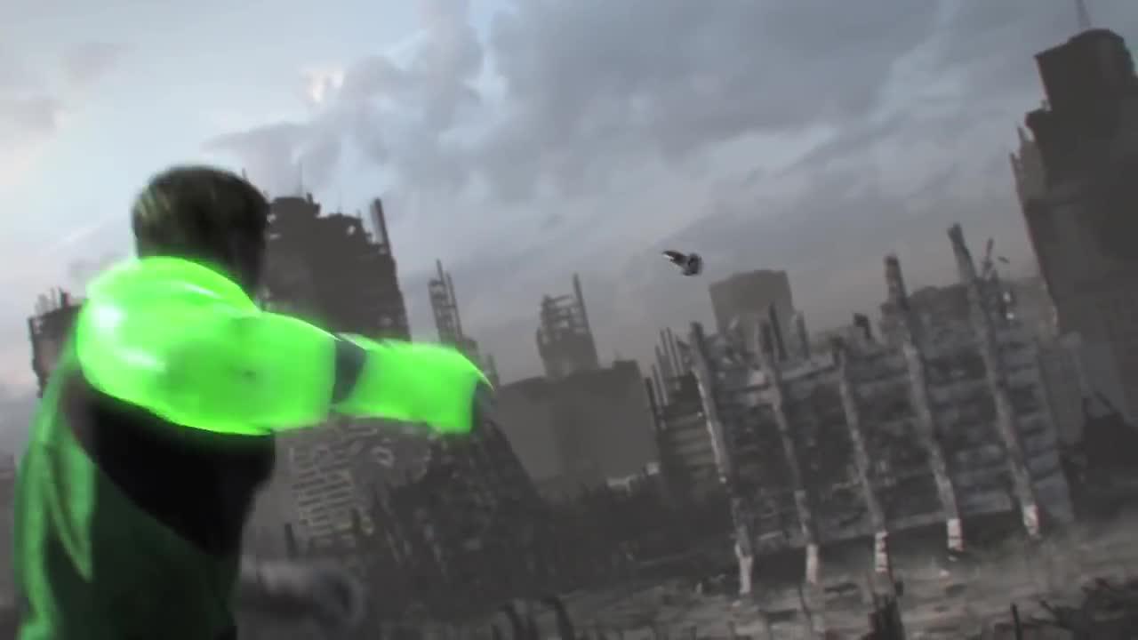 Backstory, Batman, CG Cinematic, DC Universe Online, DCUO, Hottest Official Videos, Superman,  GIFs