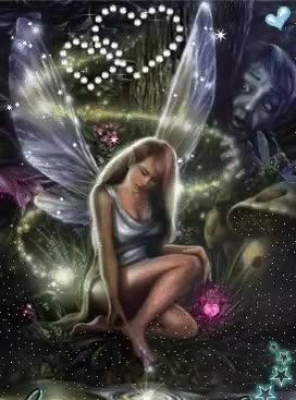 hearts, love fairy,  GIFs