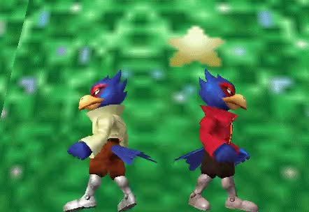Watch Ledge-Cancelled Falco Phantasm : smashbros GIF on Gfycat. Discover more related GIFs on Gfycat