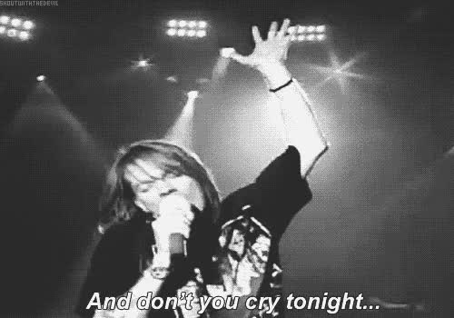 Watch and share Dont Cry GIFs on Gfycat