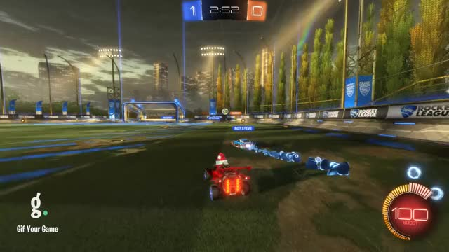 Watch Stumps Clip 10 GIF by Gif Your Game (@gifyourgame) on Gfycat. Discover more Gif Your Game, GifYourGame, Rocket League, RocketLeague, Stumps GIFs on Gfycat