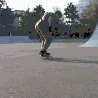 Watch and share Fakie Shuvit To Swich Shuvit Revert GIFs on Gfycat