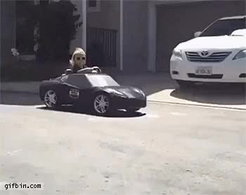 Watch and share Enfant, Voiture, Derapage, Drift, Cool GIFs on Gfycat