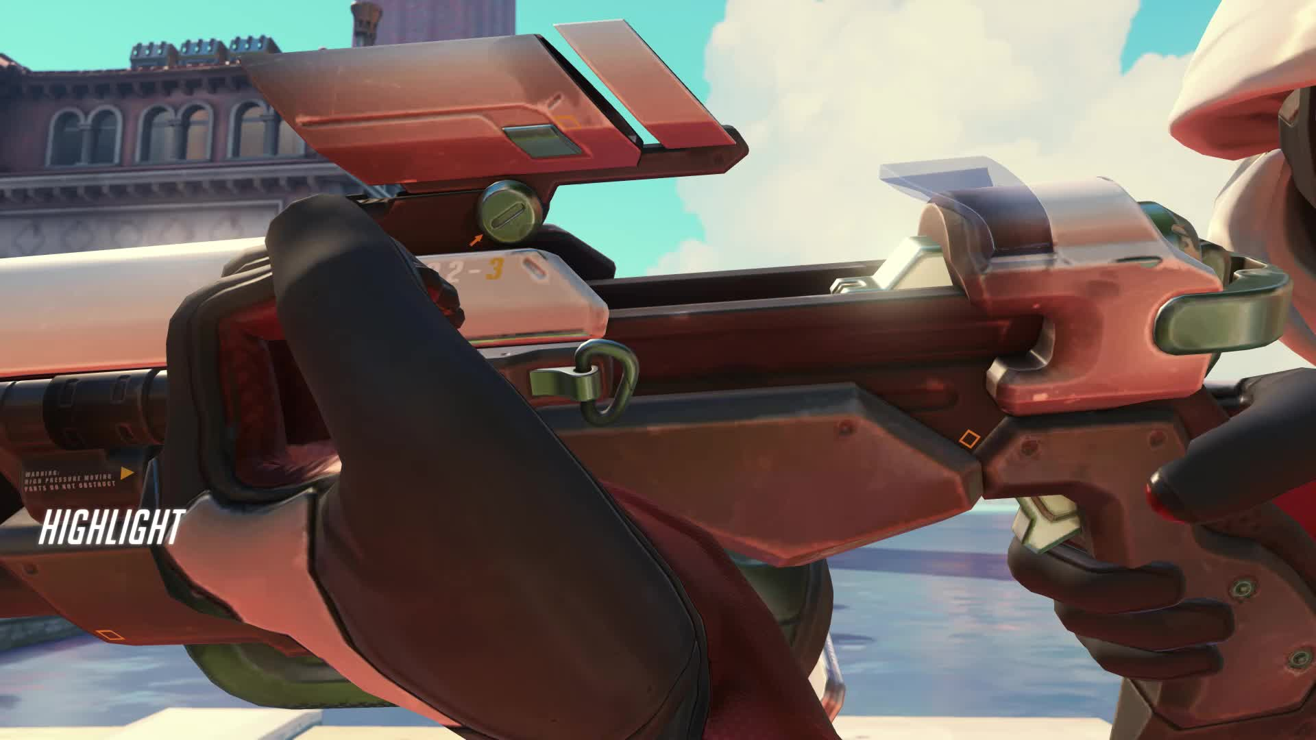 ana, highlight, overwatch, walled off 18-11-11 22-54-03 GIFs