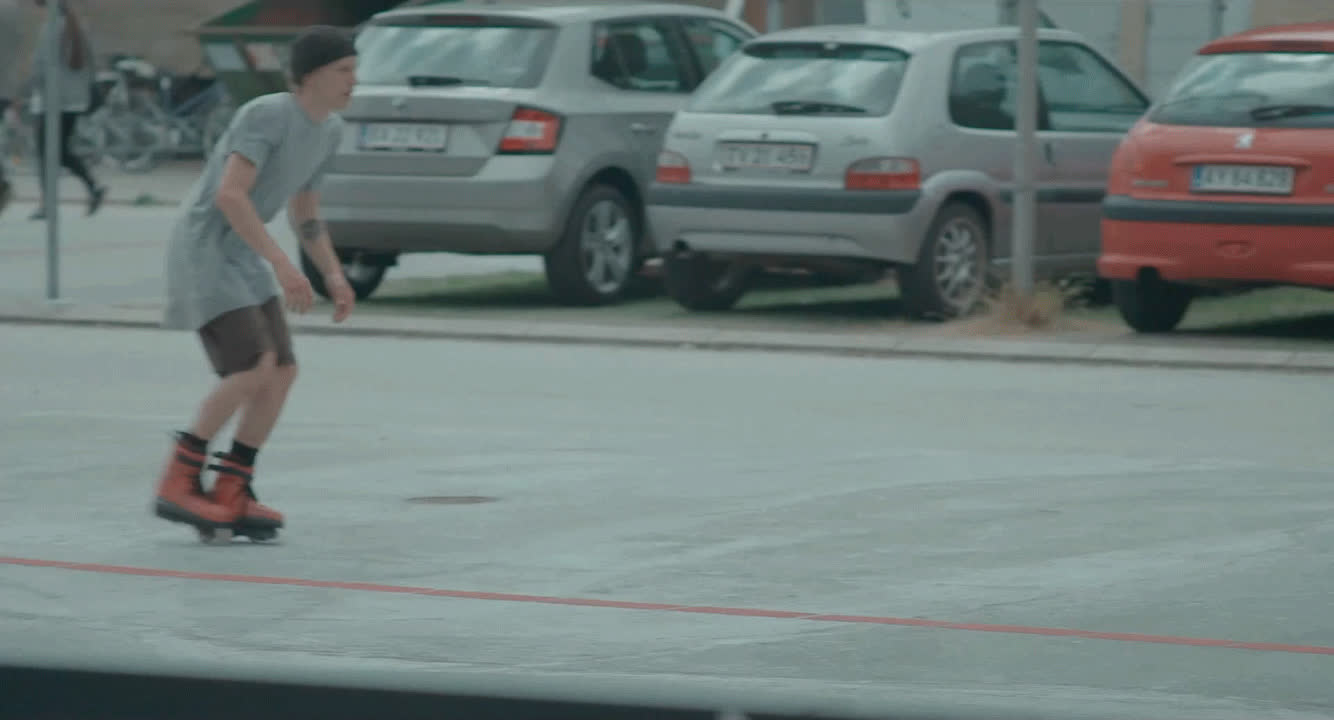 awesome, rollerblading, Malte Husted - 540 Savannah to Torque Cess GIFs