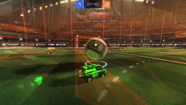 Watch and share Rocket League GIFs by Zach Peters on Gfycat