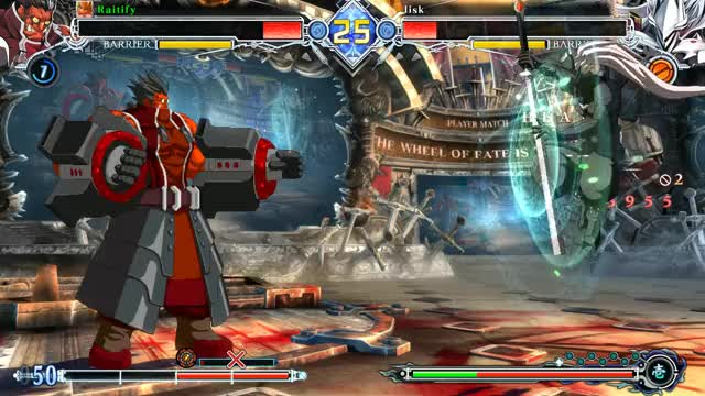 Watch and share BlazBlue Centralfiction 2019.05.01 - 23.32.18.56.DVR GIFs by rairai on Gfycat
