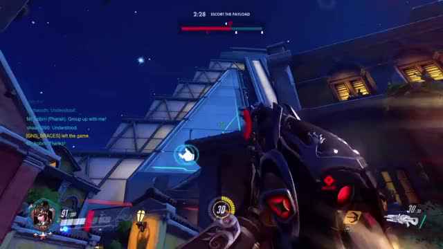 Watch and share Overwatch GIFs and Ps4share GIFs by ducmt1994 on Gfycat