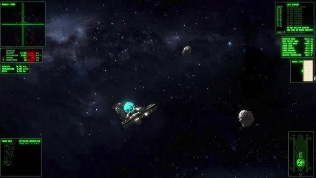 Watch ΔV: Rings of Saturn - Hybrid Inertia GIF by Kodera Software (@kodera) on Gfycat. Discover more deltav, game, gamedev, indie, indiedev, sci-fi, scifi, space GIFs on Gfycat