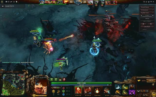 Watch godsmurf Dota2 GIF by @abirdofparadise on Gfycat. Discover more dota2 GIFs on Gfycat