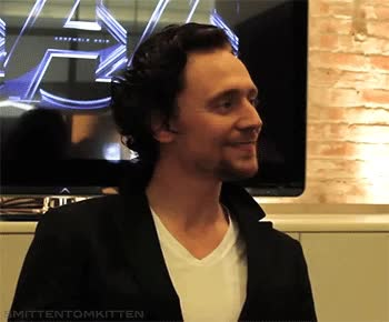 Watch Goofball GIF on Gfycat. Discover more tom hiddleston GIFs on Gfycat