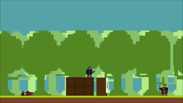 Watch Pixel Assassin Trailer GIF on Gfycat. Discover more related GIFs on Gfycat