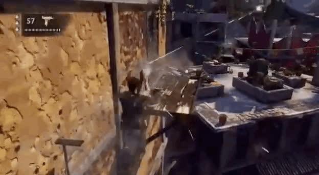 Uncharted 2 GIFs
