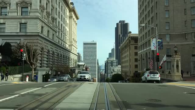 Watch and share Driving Downtown - San Francisco USA 4K GIFs on Gfycat