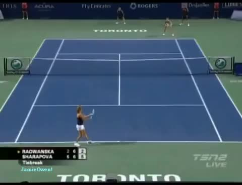 Watch Maria Sharapova GIF on Gfycat. Discover more Maria Sharapova Tennis sexy Hot Toronto Canada GIFs on Gfycat