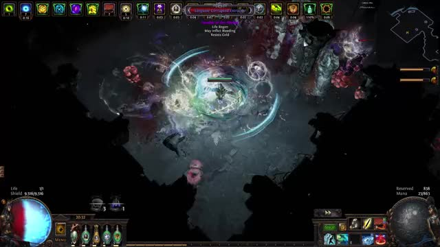 Watch and share Path Of Exile 2020-05-13 20-53-01 GIFs by gdoublev on Gfycat